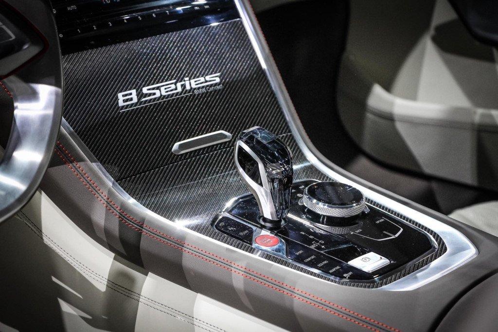 Anh thuc te sieu xe BMW 8-Series Concept moi ra mat hinh anh 6