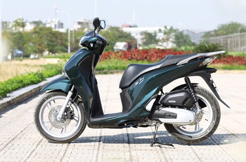 Tang phi truoc ba voi Honda SH, Air Blade, Vision hinh anh 1