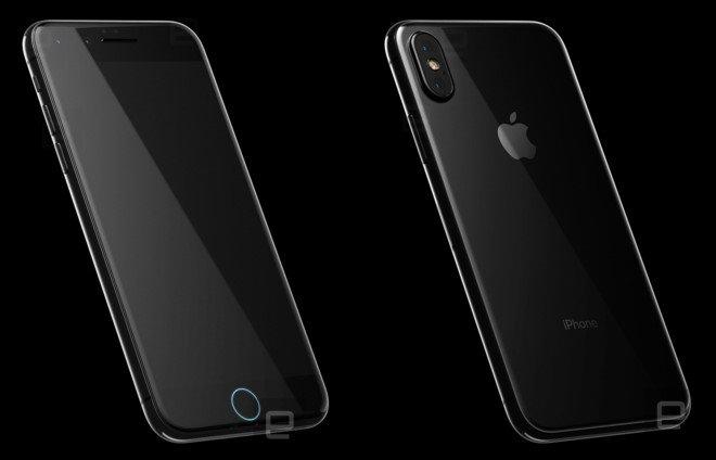 Lo ngay ra mat iPhone 8 hinh anh 1