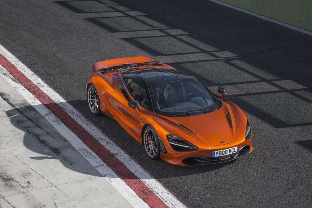 McLaren 720S the he thu 2 dep me hoac lo dien hinh anh 6