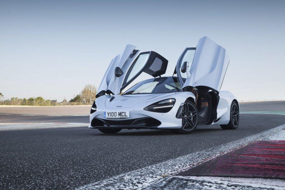 McLaren 720S the he thu 2 dep me hoac lo dien hinh anh 9