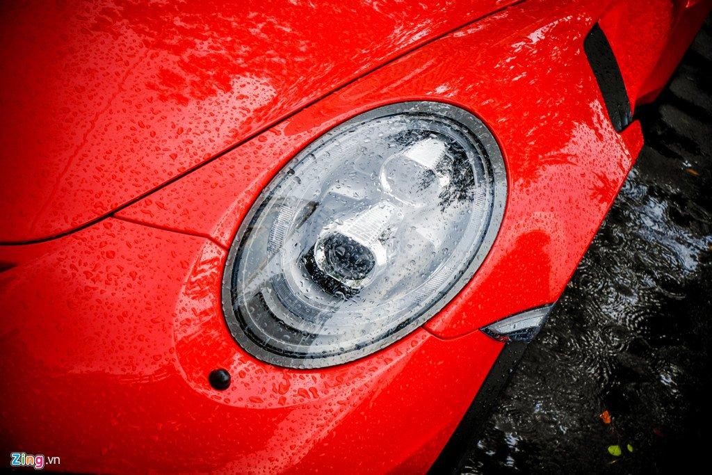 Cuong Do La tu tay rua Porsche 911 GT3 moi tau hinh anh 5