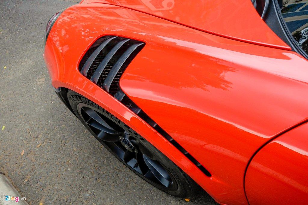 Cuong Do La tu tay rua Porsche 911 GT3 moi tau hinh anh 6
