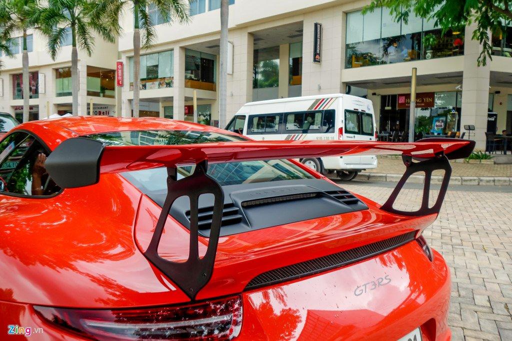 Cuong Do La tu tay rua Porsche 911 GT3 moi tau hinh anh 7
