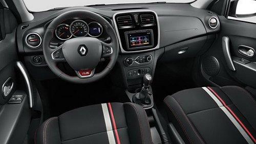 Renault Sandero RS 2.0 gia chi 439 trieu dong hinh anh 2