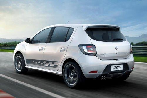 Renault Sandero RS 2.0 gia chi 439 trieu dong hinh anh 3
