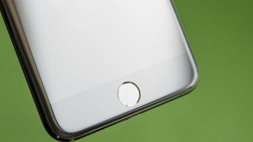 iPhone 8 tich hop cam bien van tay vao man hinh hinh anh 1