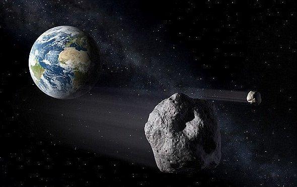 NASA phat hien 5 tieu hanh tinh co kha nang tien gan Trai dat hinh anh 1