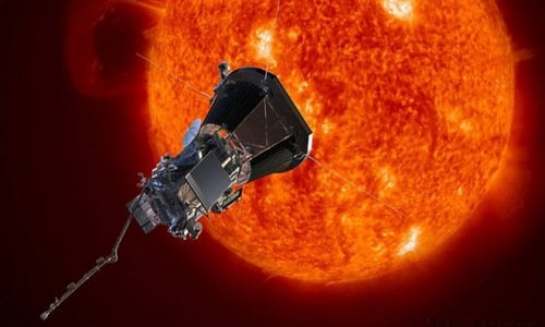 NASA chuan bi su menh 'cham vao Mat Troi' hinh anh 1
