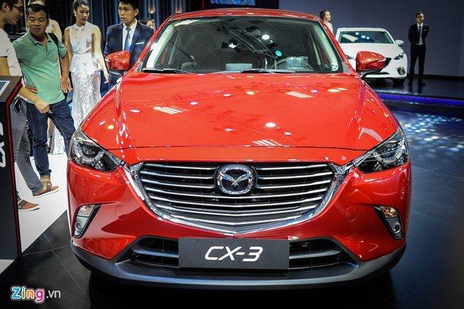 Mazda CX-3 co gia 950 trieu dong tai Viet Nam? hinh anh 1