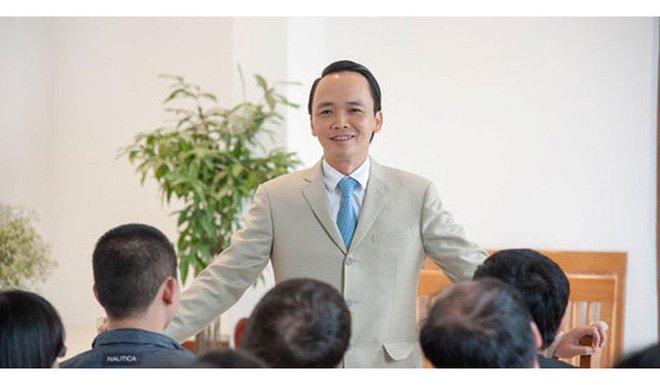 Ty phu Trinh Van Quyet chi 700 ty dong lap hang hang khong Tre Viet hinh anh 1