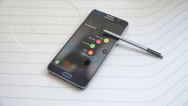 Galaxy Note 5 giam gia lan cuoi hinh anh 1