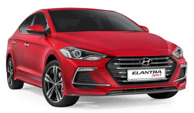 Hyundai Elantra moi 'do bo' gia tu 620 trieu dong hinh anh 1