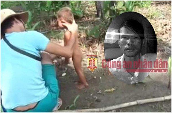 Truy to ke dung roi dien hanh ha da man be trai o Campuchia roi quay clip hinh anh 1