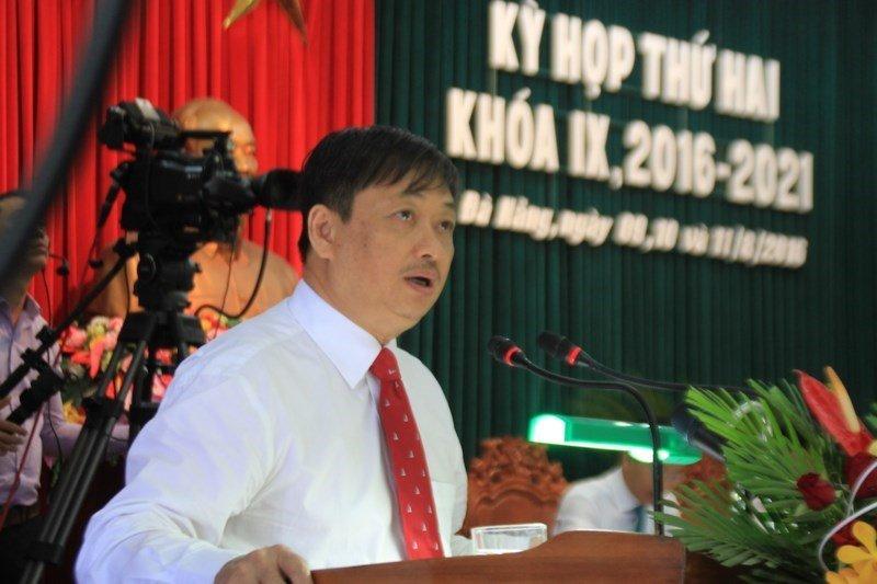 Mien nhiem Pho Chu tich TP Da Nang Dang Viet Dung hinh anh 1