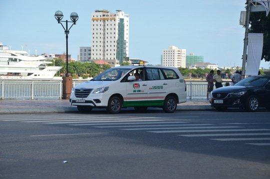 Nu du khach Han bi tai xe taxi o Da Nang 'chem' 700.000 dong/6km hinh anh 1