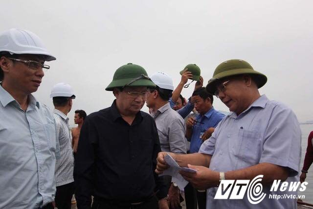 Pho Thu tuong Trinh Dinh Dung: 'Phai quyet liet trong cong tac di doi tai san, nguoi dan' hinh anh 1