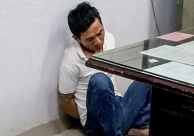 Khanh Hoa: Bé trai 5 tuỏi bị bát cóc khi dang choi trong cong vien hinh anh 1