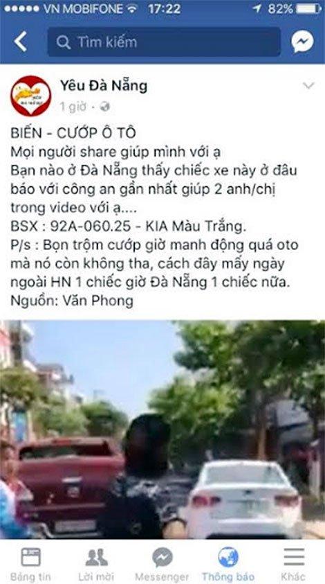 Sinh vien bi cuop cua co cuop tien o Da Nang: Su that khong ngo hinh anh 1