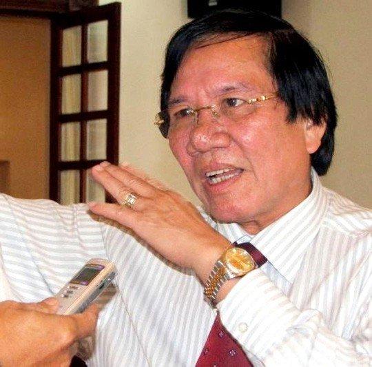 Khoi to cuu Chu tich Tap doan Cao su Viet Nam: Lanh dao Bo Nong nghiep noi gi? hinh anh 1