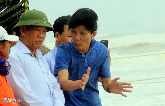 Ong Le Phuoc Hoai Bao: 'Luc boi roi the nay, toi khong co tam trang de noi chuyen gi' hinh anh 2