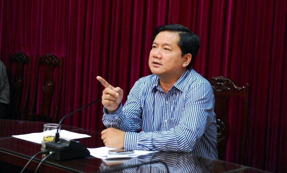 Ong Dinh La Thang da gap Ha Van Tham the nao? hinh anh 1