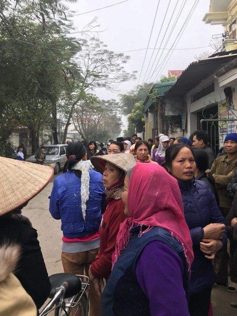 Chong sat hai vo va hai con gai o Nga Son, Thanh Hoa khien du luan phan no hinh anh 1
