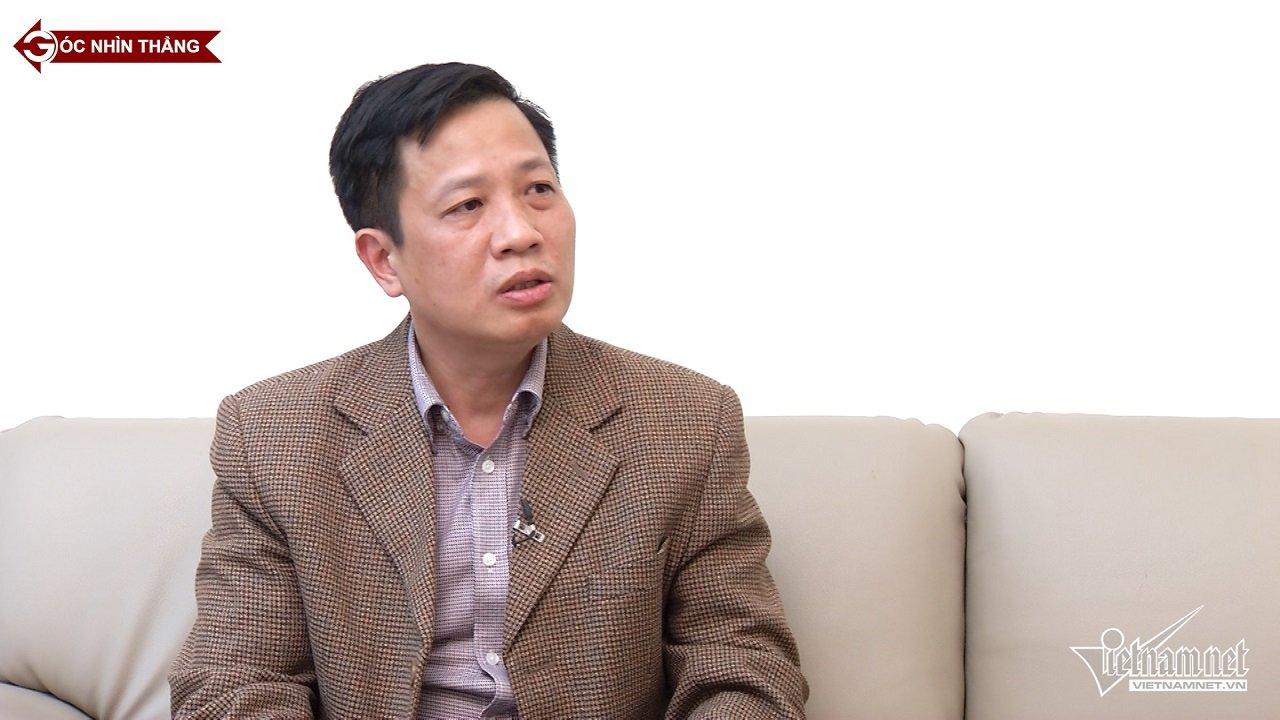 Uy vien Uy ban Kiem tra Trung uong: 'Mat can bo, rat tiec nhung khong the khong xu' hinh anh 1