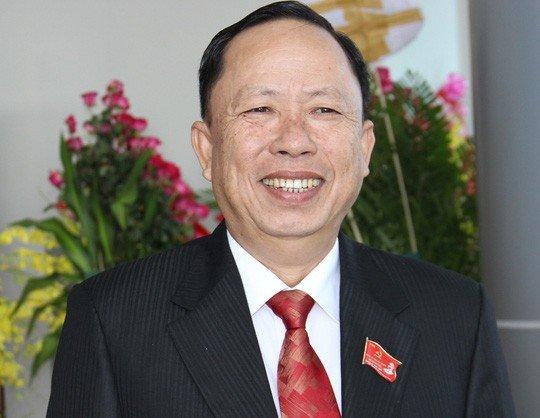 Bi thu Hau Giang chinh thuc nghi huu truoc tuoi hinh anh 1