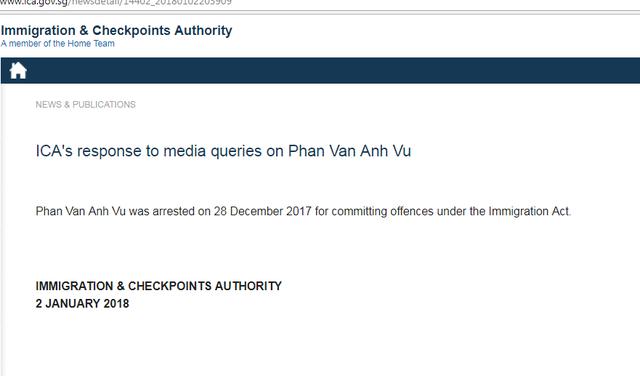 Chieu nay, luat su Singapore gap Phan Van Anh Vu hinh anh 1