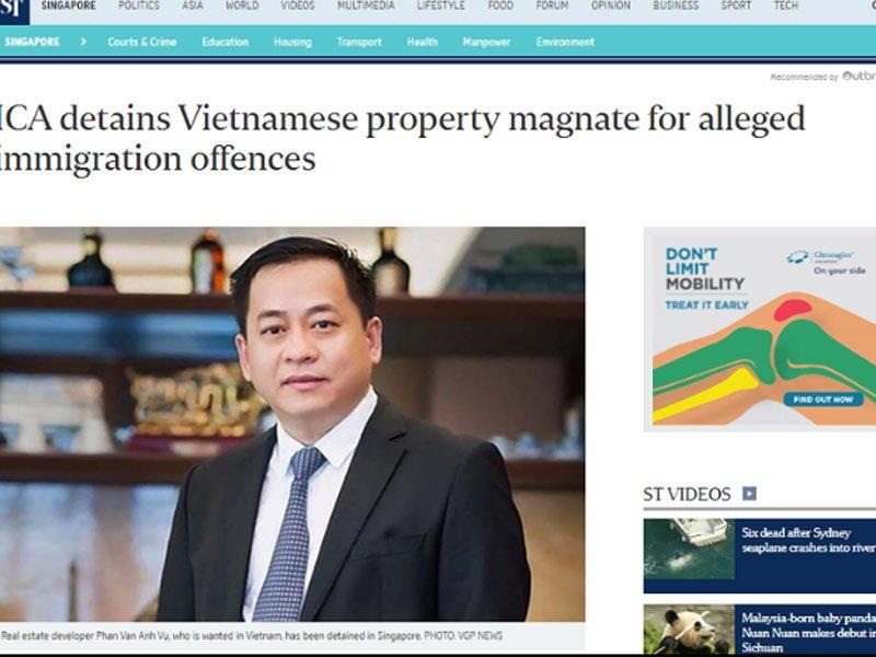 Chu tich Lien doan Luat su Viet Nam: Co kha nang dan do Vu 'nhom' ve Viet Nam hinh anh 1