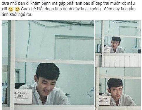 Chang ky thuat vien X-quang dien trai khien trai tim bao co gai 'tan chay' hinh anh 1