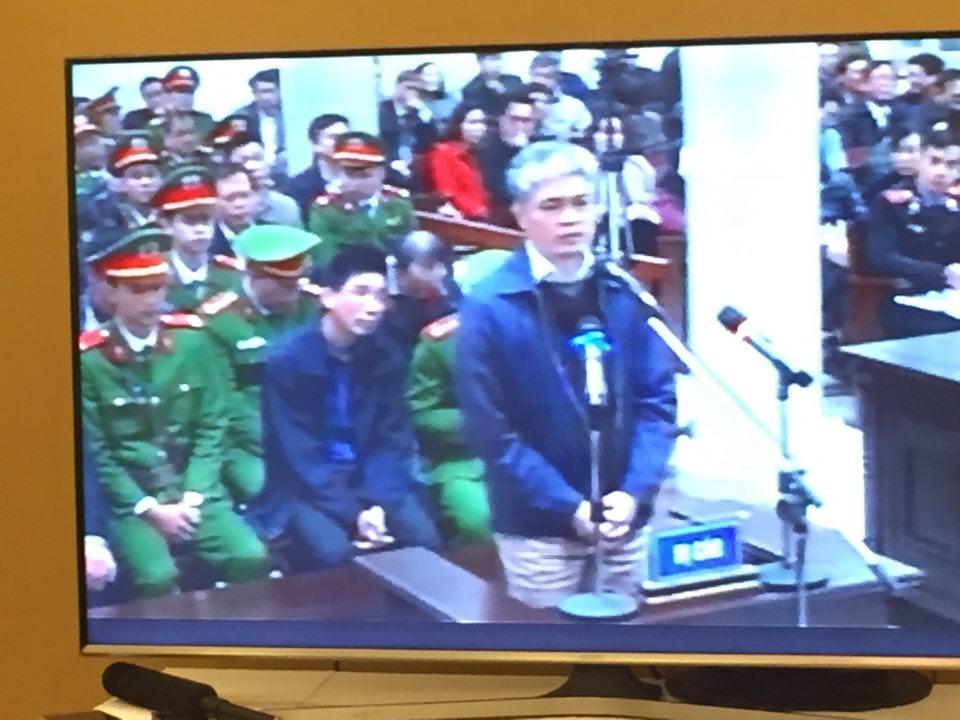 Nguyen Pho tong Giam doc PVN noi gi ve vai tro cua ong Dinh La Thang? hinh anh 1