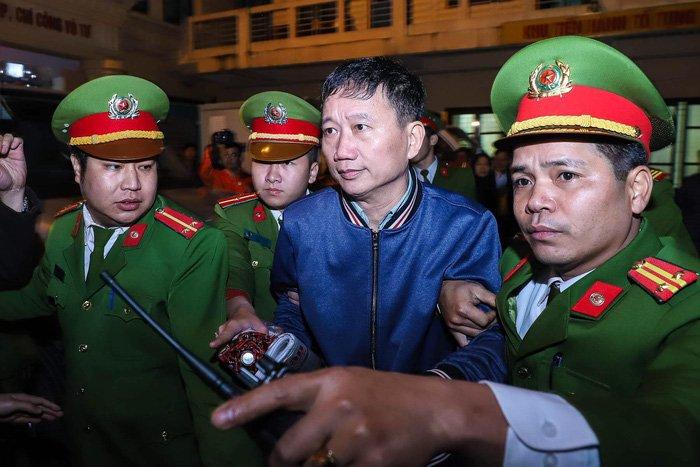 Trinh Xuan Thanh: 'Khi kho khan co cong viec cang mung' hinh anh 1