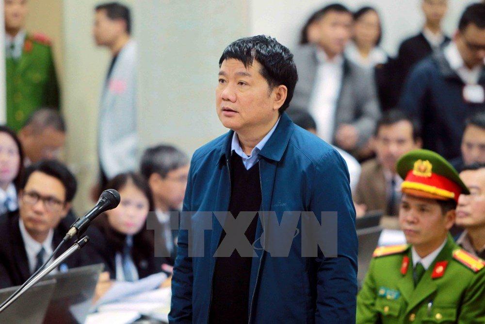 Xet xu ong Dinh La Thang va dong pham: Chi tiet 7 lan rut tien chia nhau the nao? hinh anh 1