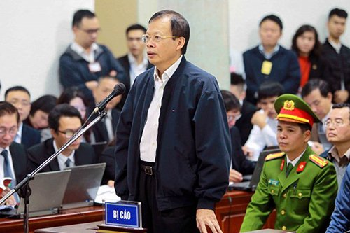 Bi cao vu an Dinh La Thang: 'Ai doi ep chi ca nghin ty dong ngay trong ngay' hinh anh 2