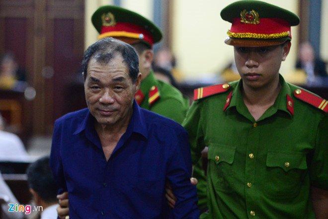 Xet xu Pham Cong Danh: De nghi ong Tran Bac Ha co mat tai toa de doi chat hinh anh 2