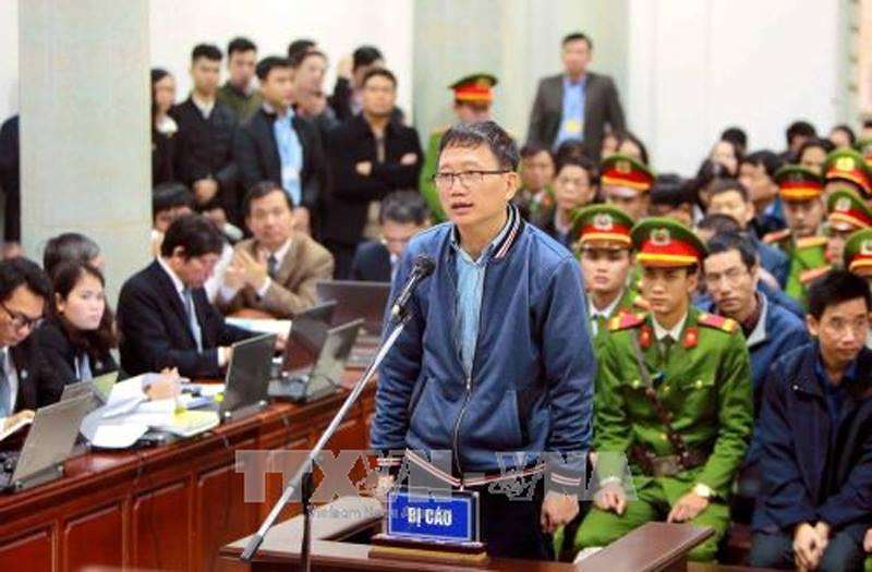 Trinh Xuan Thanh phu nhan tham o 4 ty dong de tieu Tet hinh anh 1