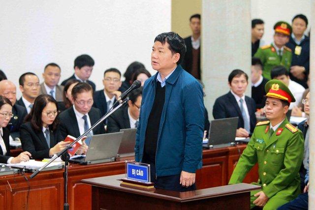Ong Dinh La Thang: 'Khong co chuyen biet sai pham ma van thuc hien' hinh anh 1