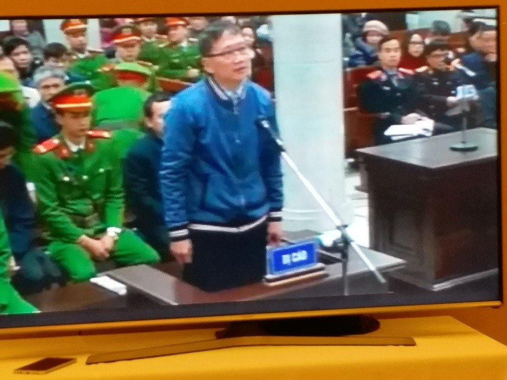 Trinh Xuan Thanh tiep tuc hau toa trong vu an khac vao 24/1 hinh anh 1