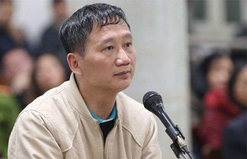 6 thuoc cap cua ong Dinh La Thang duoc de nghi giam an hinh anh 3