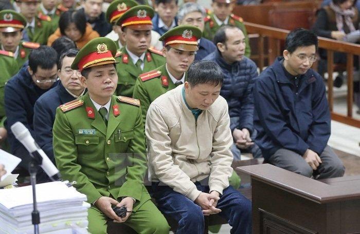 Nguyen Pho chu tich PVC: 'Gia nhu bi cao khong vo tu, ca tin vao dong nghiep' hinh anh 1