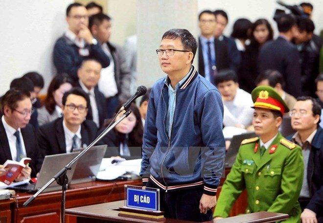 Ngay mai, Trinh Xuan Thanh lai hau toa vi tham o 14 ty dong hinh anh 1