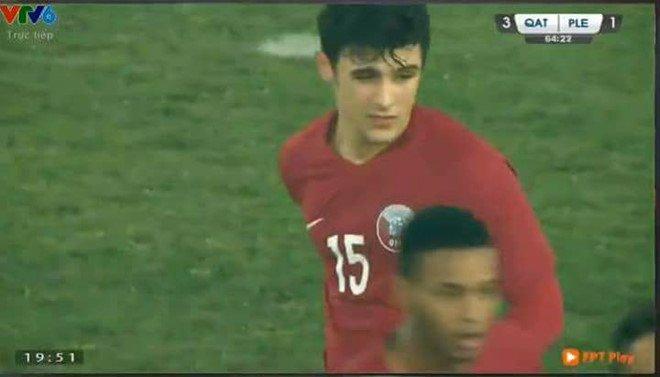 Dan mang tim kiem cau thu Qatar dep trai se doi dau voi U23 Viet Nam trong tran ban ket hinh anh 1