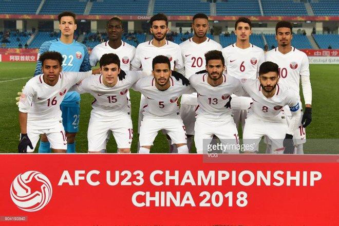 Dan mang tim kiem cau thu Qatar dep trai se doi dau voi U23 Viet Nam trong tran ban ket hinh anh 4