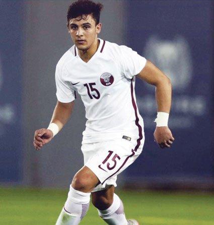 Dan mang tim kiem cau thu Qatar dep trai se doi dau voi U23 Viet Nam trong tran ban ket hinh anh 3