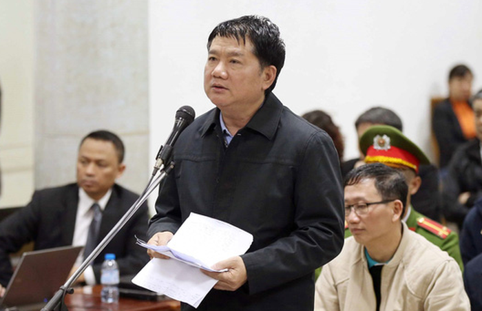 Vi sao ong Dinh La Thang, Trinh Xuan Thanh phai boi thuong 60 ty dong? hinh anh 1