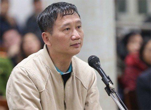 Noi loi sau cung, Trinh Xuan Thanh chia se mac benh nang, muon chet trong vong tay vo con hinh anh 1
