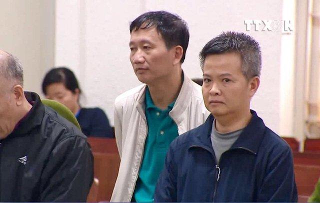 Xet xu Trinh Xuan Thanh: Tranh luan gay gat, HDXX moi luat su ra ngoai hinh anh 1