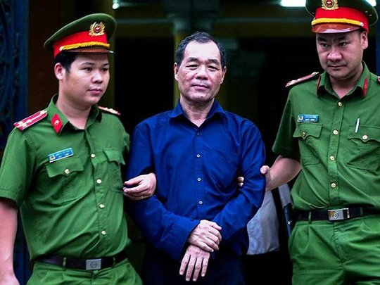 Dai an Pham Cong Danh: VKS yeu cau chan chinh nhieu luat su hinh anh 1
